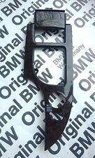 BMW E60 M5 525 528 530 545 550 M5 POPLAR WOOD CENTER CONSOLE COVER 51166951130