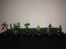 Heroclix - War of Light Green Lantern Squad with Bonus Character