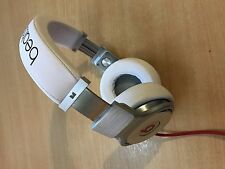 WHITE Beats by Dr Dre Cuffie: Beats PRO by MONSTER