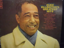 Duke Ellington's Greatest Hits 33RPM 030116 TLJ