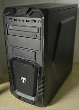 FAST GAMING PC Intel i5 3.20GHz 8GB DDR3 1TB HDD GEFORCE GTX 750Ti 2GB  Win 7