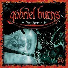 GABRIEL BURNS - 21/ZAUBERER (REMASTERED EDITION)  CD NEU