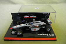 Minichamps - McLaren Collection - Mercedes MP4-12 - M. Hakkinen - Edt. 43 Nr. 16