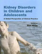 Kidney Disorders in Children and Adolescents: A Global Perspective of Clinical P