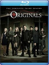 THE ORIGINALS - SEASON 3   - BLU RAY Sealed Region free for UK