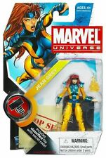 """JEAN GREY ( 4"""" ) XHTF ( 2009 ) MARVEL UNIVERSE ( SERIES 2 ) ACTION FIGURE #004"""