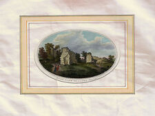 Lewes Priory Monastery Ruin St Pancras Lambert Lewes Basire 1782 Photo Print A4