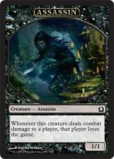TOKEN Assassino 1/1 - Assassin 1/1 MTG MAGIC RtR Return to Ravnica Ita