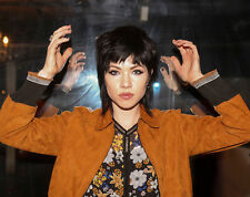 Carly Rae Jepsen UNSIGNED photo - E722 - Canadian singer, songwriter and actress
