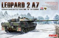Meng Model 1/35 TS-027 German Main Battle Tank Leopard 2 A7