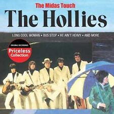 The Midas Touch by The Hollies (CD, Mar-2006, Collectables)