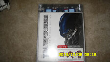 Transformers 2 disc DVD Special Collecotr's Edition Optimus Prime Transformer