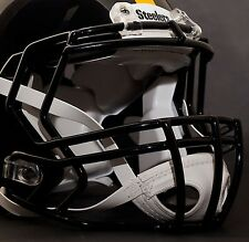 PITTSBURGH STEELERS Riddell Speed S2BD Football Helmet Facemask/Faceguard BLACK