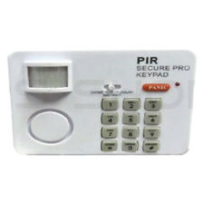 New Wireless PIR Motion Sensor Keypad Security Alarm with Panic Button