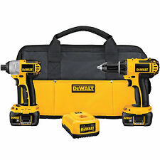 DEWALT DCK265L 18-Volt Compact Lithium-Ion Drill/Impact Combo Kit - NEW IN BOX