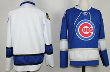 NHL Replica Chicago Cubs Hockey Jerseys.Customizable. Any size, name,and number.