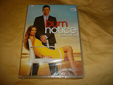 Burn Notice: Season Five (DVD, 2012, 4-Disc Set)