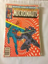 Micronauts #27 (Mar 1981, Marvel)