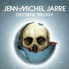 JEAN MICHEL JARRE 'OXYGENE TRILOGY' 3 CD SET (2016)