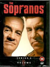 THE SOPRANOS - SERIES 2 - VOLUME 2 - BRAND NEW DVD - FREE UK POST