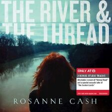 ROSANNE CASH - The River and the Thread [TARGET-EXCLUSIVE CD, 2014] - NEW!