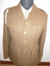 "FADS UNIFORM ROYAL DRAGOON GUARDS CHEST: 39.5"" 100CM BRITISH ARMY ISSUE"