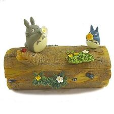 Studio Ghibli My Neighbor Totoro Dunny Bunny Flower Jewelry Box  New