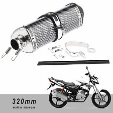 Universal 38mm Motorcycle Exhaust Pipe GP Muffler Movable Silencer DB Killer