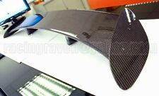 "CARBON FIBER 51"" 993 996 997 986 987 970 GT REAR WING TRUNK SPOILER"