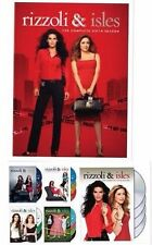 Rizzoli & Isles TV Series Complete Seasons 1 2 3 4 5 6 DVD Set(s)