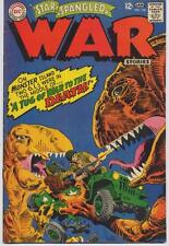 DC Star Spangled War Stories #136 A Tug Of War To The Death Dinosaur Action
