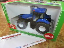 Siku 3273 New Holland T8.390 Tractor 1:32 Scale Replica Model Farm Toy Agri Toy