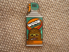 """1 """"Wooky Repellent"""" FREE SHIPPING (Heady Star Wars 420 Weed Grateful Hat Pins)"""