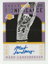 2015/16 PANINI HOOPS MARK LANDSBERGER GREAT SIGNIFICANCE AUTO AUTOGRAPH #GS-MLB