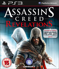 Assassins Creed: Revelations PS3 * En Excelente Estado *