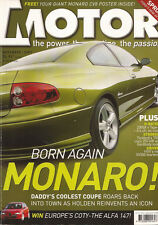Motor Nov 01 Monaro Tickford TS50 Elise X-Type 3200 Assetto Corsa Oettinger Golf