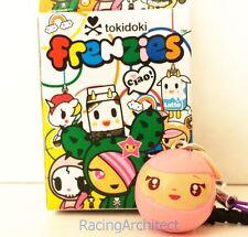 Tokidoki Classic Frenzies Phone Charm Phonezies Zipper Pull - Peche