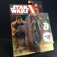 "Star Wars The Force Awakens Finn 3.75"" Action Figure Hasbro New"