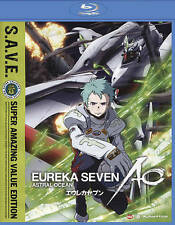 Eureka Seven AO: The Complete Series S.A.V.E. [Blu-ray], New DVDs