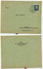 05373 - Meppen 2.9.1930 - Rentei der Grundbesitzverwaltung Arenberg-Meppen