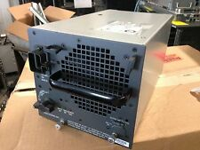 Cisco WS-CAC-3000W, 6500 Series 3000 Watt AC Power Supply