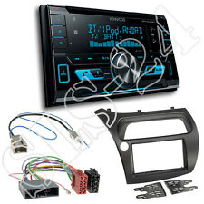 Honda Civic VIII FK1/FK2/FK3 Blende+Kenwood DPX5000BT Bluetooth Radio USB CD SET