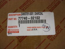 2000 - 2002 Genuine Toyota Corolla Charcoal Canister 77740-02102 OEM NEW PART