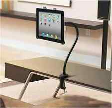 Universal Mount 360° Rotating Bed Desk Stand Tablet Holder iPad 2 3 4 Air Mini