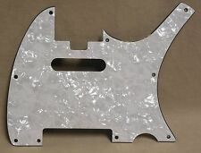 NEWWHITE  PEARLOID PARKER SOUTHERN FLY NEW OLD STOCK GUITAR PICKGUARD
