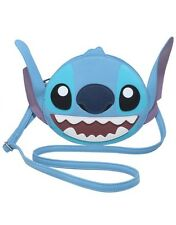 Disney Lilo & Stitch Big Face Canteen Crossbody Bag and Tote Purse Gift NWT!
