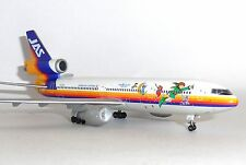 DC-10 JAS Japan Air System Peter Pan Golden Wings Collectors Model Scale 1:400 G