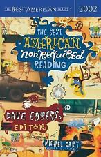 Best American: The Best American Nonrequired Reading 2002 (2002, Paperback)