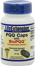 PQQ with BioPQQ, Life Extension, 30 capsule 10 mg