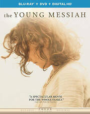 The Young Messiah (Blu-ray/DVD, 2016, 2-Disc Set, Includes Digital Copy...